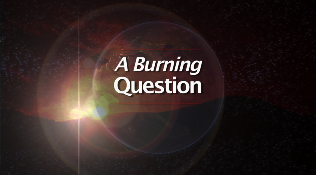 'A Burning Question' (2010)
