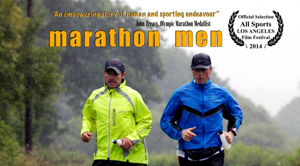 Marathon Men poster