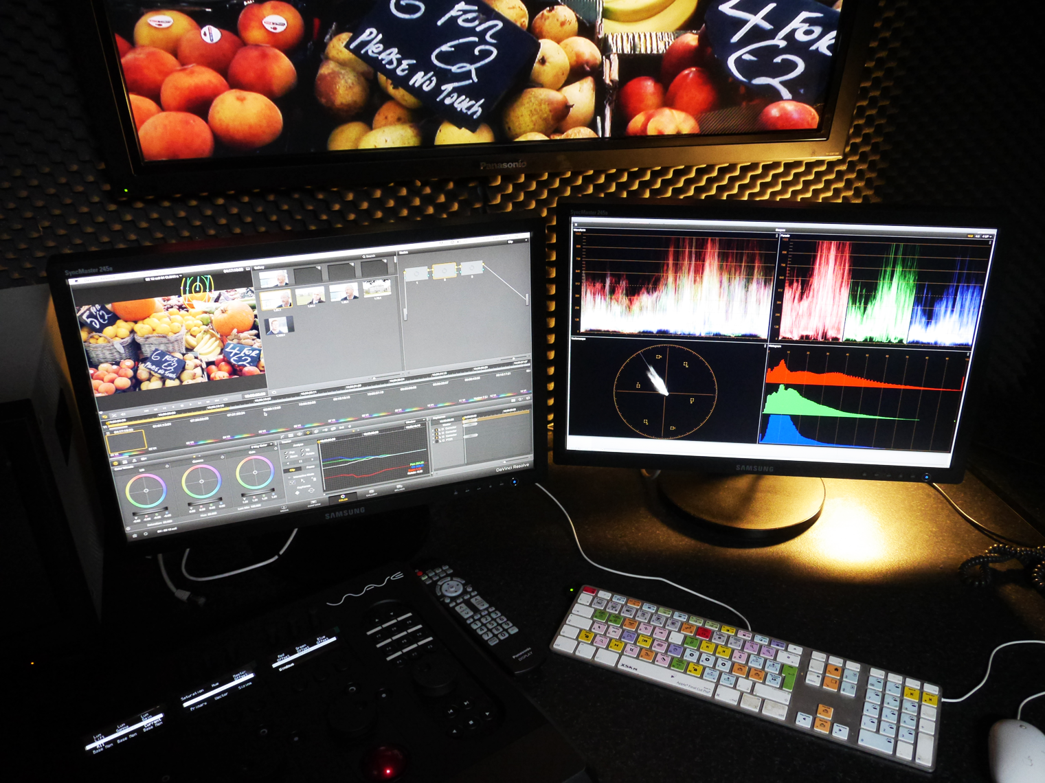 Final Cut Pro & Da Vinci resolve